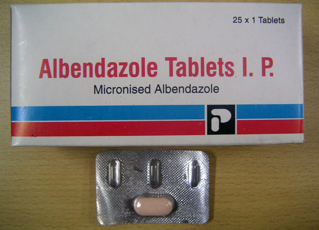 Albendazole 200 Mg Tablets Generic