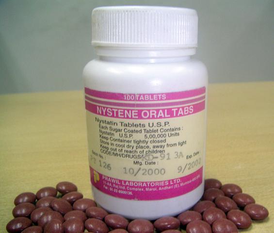 nystatin and triamcinolone for eczema